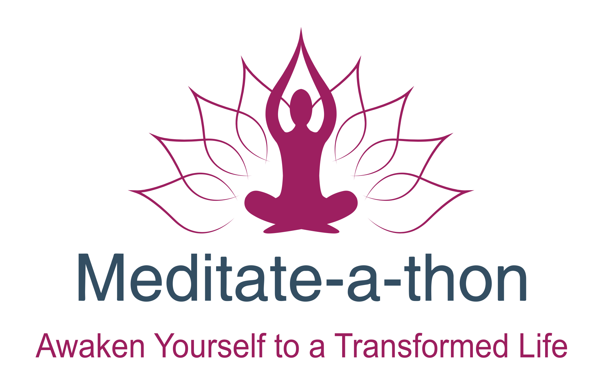 meditate-a-thon official